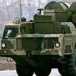 Авария под Полоцком: ракетный комплекс С-300 съехал в кювет
