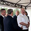Как будет развиваться юго-восток Могилёвской области? Александр Лукашенко с рабочей поездкой в Костюковичском районе