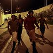 Около 200 нелегалов прорвались через границу Испании