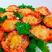 Запечённые помидоры. Простой рецепт полезного блюда от телеведущей Екатерины Тишкевич