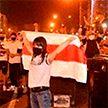 Задержаны футбольные фанаты, строившие баррикады во время августовских беспорядков