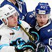 Минское «Динамо» потерпело третье подряд поражение в КХЛ