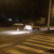 Таксист в Лиде сбил пешехода