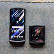 Motorola представила новую версию легендарной «раскладушки» с гибким экраном