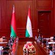 Министры иностранных дел Беларуси и Таджикистана обсудили двустороннее сотрудничество