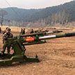 Лесные пожары в Китае тушат при помощи артиллерии (Видео)