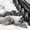 Как зимой согревались бойцы Красной армии на войне:  редкие архивные фото времён СССР