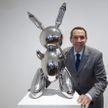 Скульптура «Кролик» Кунса продана на аукционе за рекордные $91 млн