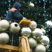 Ёлка из 86 шаров появится у городской ратуши
