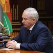 Александр Лукашенко принял с докладом управляющего делами Президента Виктора Шеймана
