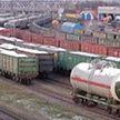 «Один пояс, один путь»: белорусская сторона представила на форуме новый грузовой поезд