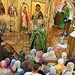 Православные отмечают Святую Троицу