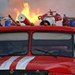 Деревня загорелась в Дагестане, огнём охвачены более 20 домов (Видео)