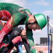 Чемпионат по пожарно-спасательному спорту в Караганде: женская сборная Беларуси в эстафете 4 по 100 м взяла серебро