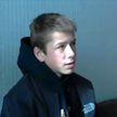 Задержаны подростки, которые бросили коктейль Молотова в  милицейскую машину