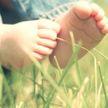 Реакция малышей на траву и рассмешила, и восхитила пользователей Сети