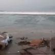 На остров Сулавеси в Индонезии обрушилось цунами