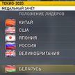 Олимпийские игры в Токио: кто лидирует?
