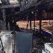 На пожаре в Витебском районе погиб мужчина
