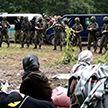 Как мигранты оказываются в Европе? Сколько стоит «помощь» Литвы и Польши для нелегала? Расследование ОНТ