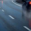 ГАИ пока не советует «переобувать» авто в летние шины