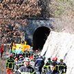 В железнодорожном тоннеле во Франции произошло обрушение