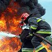 При пожаре в жилом доме в Белыничах погиб мужчина
