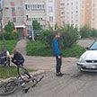 Тринадцатилетняя велосипедистка попала под колеса Honda в Витебске
