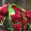 Траурный митинг прошел у монумента в честь матери-патриотки Анастасии Куприяновой в Жодино