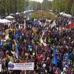 1 Мая – Праздник труда и весны: масштабные гуляния прошли в Минске