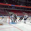 Хоккеисты минского «Динамо» поражением завершили выступление на Кубке ЛЖД