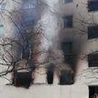Взрыв прогремел в жилом доме Бланкенбурга