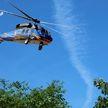 СМИ: трое полицейских пострадали при крушении вертолета в Бразилии