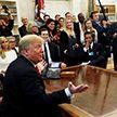 Дональд Трамп встретился с Канье Уэстом в Белом доме