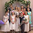 Двенадцать детей свадьбе не помеха