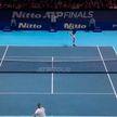 Рафаэль Надаль одержал победу на итоговом теннисном турнире в Лондоне