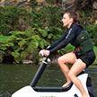 Электровелосипед с пропеллером и подводными крыльями изобрели в Новой Зеландии