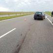 ДТП в Осиповичском районе: пешеход погиб