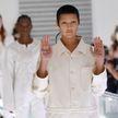 Скандал на Неделе моды в Милане: модель выразила протест против новой коллекции Gucci