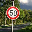 Скорость движения по населённым пунктам Беларуси могут ограничить 50 км/ч