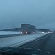 Видеофакт: фура мчится по встречке на трассе в Гомельской области