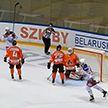 В чемпионате Беларуси по хоккею сыграны матчи очередного тура