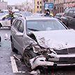 ДТП на улице Московской в Минске: есть пострадавшие