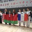 Чемпионат мира по спочану: спортсмены из Витебска завоевали золото