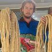 Семья в Австралии обнаружила на крыше своего дома около 50 змеиных шкур