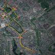 Какие улицы перекроют для движения транспорта 22 июня