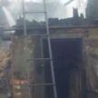 Загадочным образом  загорелись хозпостройки в Бобруйском районе