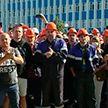 Представители власти пообщались с сотрудниками «Гродно Азот»