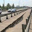 Меняется схема проезда на развязке Игуменского тракта, улицы Бабушкина и МКАД
