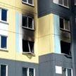 Житель Бреста после ссоры с женой облил квартиру бензином и поджег
